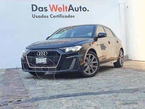 Audi A1 2.0T S Line usado (2021) color Negro precio $595,000