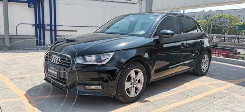 Audi A1 Sportback Cool S-Tronic usado (2016) color Negro precio $269,000