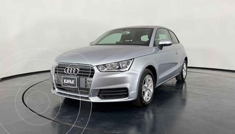 Audi A1 Urban S-Tronic usado (2017) color Plata precio $289,999