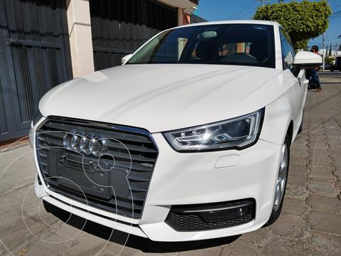 Audi A1 Cool S-Tronic usado (2016) color Blanco precio $219,000