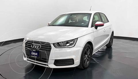 Audi A1 Sportback Urban S-Tronic usado (2018) color Blanco precio $282,999