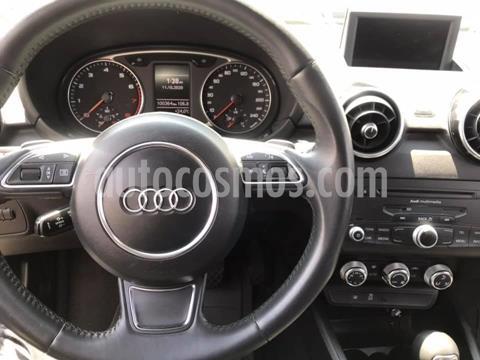 Audi A1 Sportback Ego usado (2014) color Plata precio $165,000