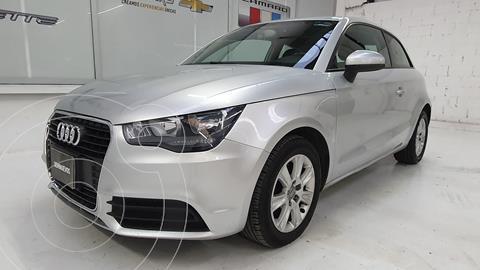 Audi A1 Cool usado (2013) color Plata Dorado precio $212,000