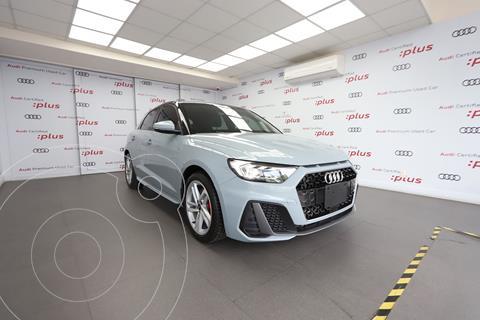 Audi A1 2.0T S Line usado (2021) color Gris precio $664,580