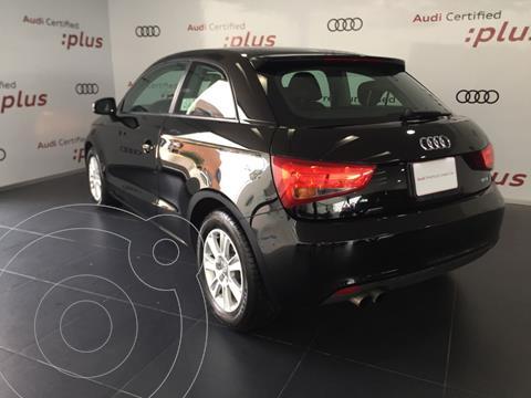 Audi A1 Cool S-Tronic usado (2015) color Negro financiado en mensualidades(enganche $84,000 mensualidades desde $240,000)