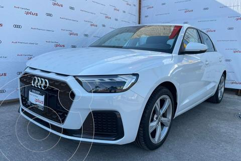 Audi A1 1.5T Ego  usado (2020) color Blanco precio $479,000