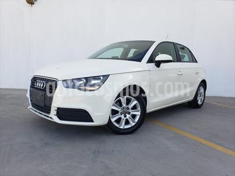 Audi A1 1.4 TFSI 122 HP COOL S TRONIC usado (2015) color Blanco precio $195,000