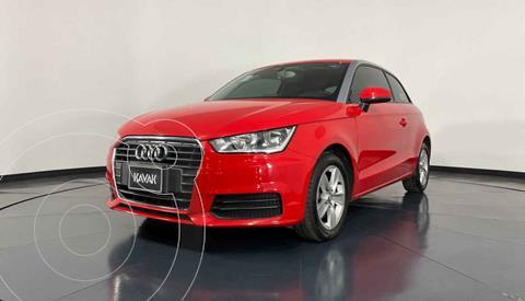 Audi A1 Urban S-Tronic usado (2017) color Rojo precio $284,999