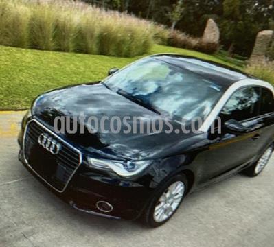 Audi A1 Envy S-Tronic Piel usado (2012) color Negro Perla precio $182,000