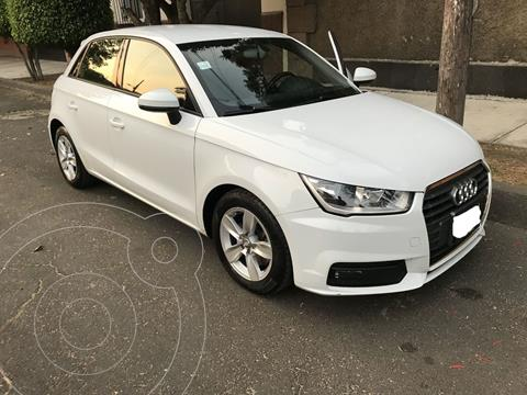 Audi A1 Sportback Cool S-Tronic usado (2016) color Blanco precio $250,000