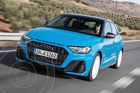 Audi A1 3 PTS HB S LINE, 192 HP, TA, A/AC AUT, TELA/PIEL, usado (2017) color Azul precio $100,001