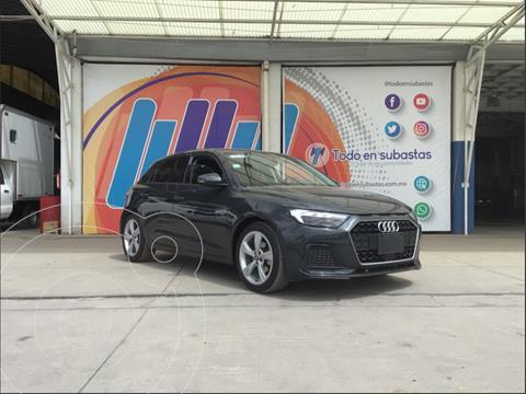 Audi A1 Sportback Ego S-Tronic usado (2020) color Negro precio $299,000