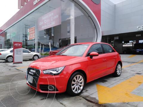 Audi A1 Envy usado (2013) color Rojo precio $175,000