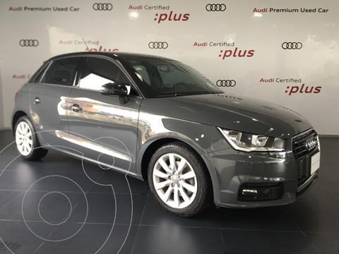Audi A1 Cool S-Tronic usado (2018) color Gris financiado en mensualidades(enganche $64,000)