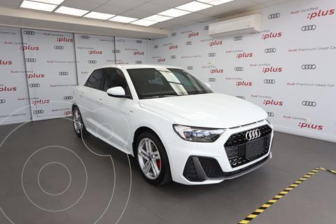 Audi A1 2.0T S Line usado (2021) color Blanco precio $527,900