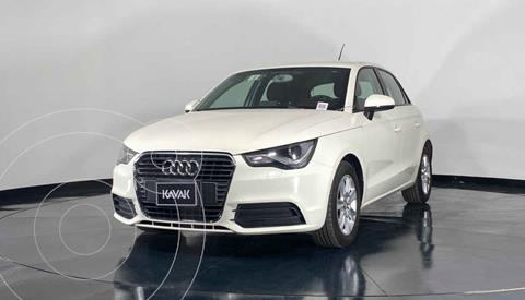 Audi A1 Sportback Cool S-Tronic usado (2015) color Blanco precio $249,999