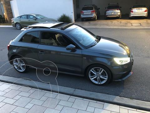 Audi A1 S- Line S-Tronic usado (2018) color Gris precio $319,900