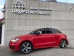Foto venta Auto usado Audi A1 Sportback S line color Rojo precio $239,000