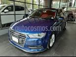 Foto venta Auto usado Audi A3 1.4L Ambiente Aut (2015) color Azul Scuba precio $208,000