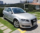 Foto venta Auto usado Audi A3 1.4L T FSI Sportback Ambiente S-Tronic (2011) color Plata precio $133,000