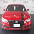 Foto venta Auto usado Audi A3 1.8L S Line Aut (2014) color Rojo Misano precio $250,000