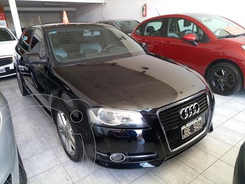 Audi A3 Sportback 2.0 TFSI (200cv) usado (2010) color Negro precio u$s11.990