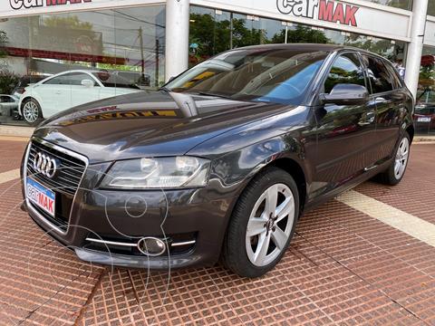 Audi A3 Sportback 1.4 T FSI S Tronic usado (2012) color Gris precio $1.850.000