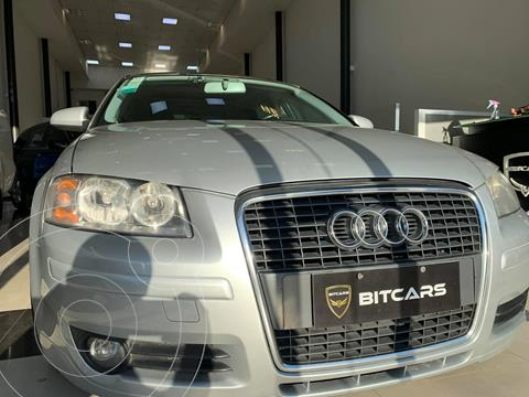 Audi A3  S3 Sportback 2.0 T FSI S-tronic Quattro usado (2008) color Gris financiado en cuotas(anticipo $1.374.000 cuotas desde $225.000)