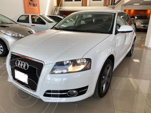 Audi A3 2.0 T FSI 3P  usado (2013) color Blanco precio $1.649.000