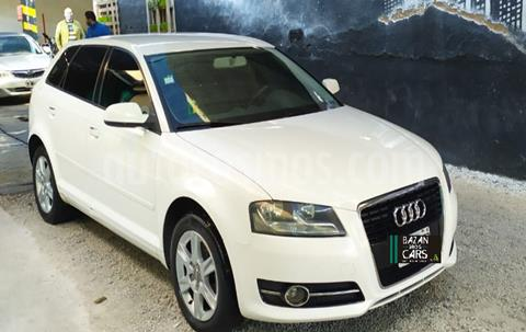 Audi A3 2.0 T FSI 3P  usado (2012) color Blanco precio $1.250.000