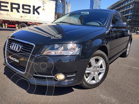 Audi A3 1.4 3P T FSI usado (2013) color Negro Phantom precio u$s15.900