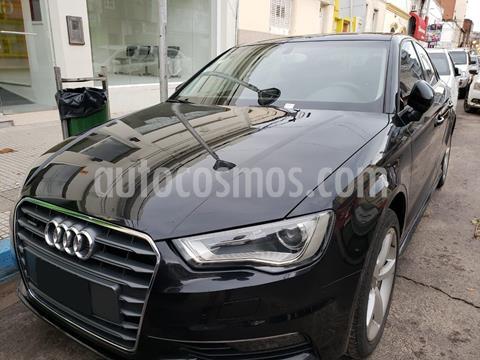 foto Audi A3 1.8 T FSI S-tronic Quattro usado (2014) color Negro precio $2.380.000