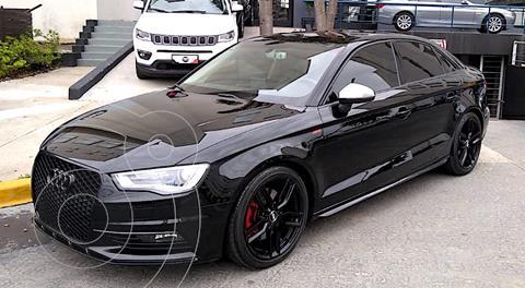 Audi A3 1.8 TFSI (160cv) S-tronic Pack Cuero usado (2016) color Negro precio u$s33.000