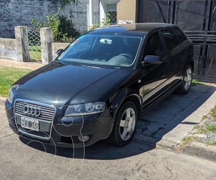 Audi A3 Sportback 2.0 TDI usado (2008) color Negro precio $1.200.000