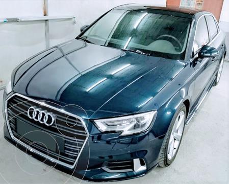 Audi A3 2.0 T FSI S-tronic S-Line Style usado (2018) color Azul Cosmico precio u$s35.900