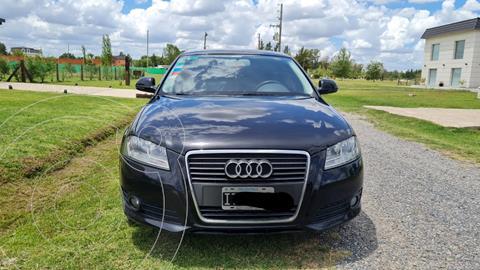 Audi A3 Sportback 1.6 usado (2010) color Negro precio $1.200.000