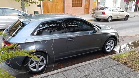 Audi A3 1.4 T FSI 3P S-tronic usado (2017) color Gris precio u$s19.000