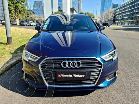 Audi A3 2.0 T FSI S-tronic usado (2018) color Azul Cosmico precio u$s35.900
