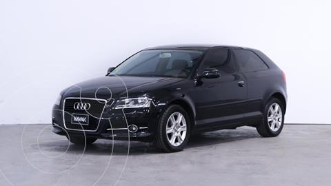 Audi A3 1.6 3P usado (2011) color Negro precio $1.800.000