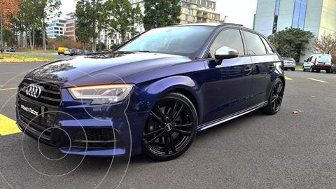 Audi A3 S3 Sportback 2.0 T FSI S-tronic Quattro usado (2018) color Azul precio u$s49.900