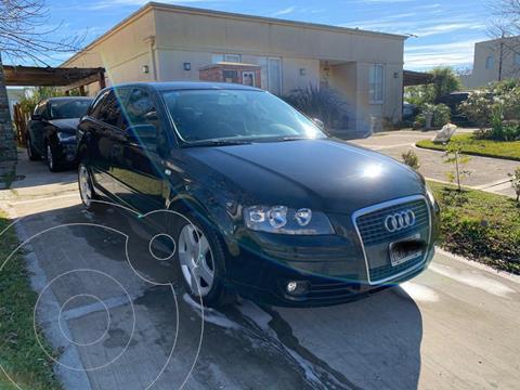 Audi A3 1.6 5P usado (2008) color Negro precio $1.290.000