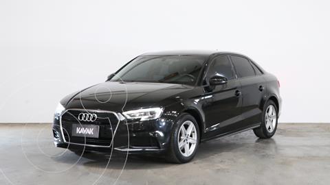 Audi A3 1.4 T FSI S-tronic usado (2017) color Negro Phantom precio $3.110.000