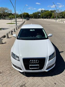 Audi A3 Sportback 1.4 T FSI usado (2012) color Blanco precio $1.550.000