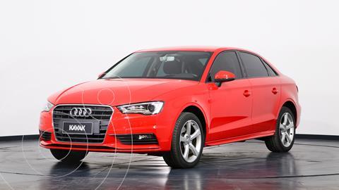 Audi A3 1.8 T FSI  usado (2016) color Rojo precio $3.810.000