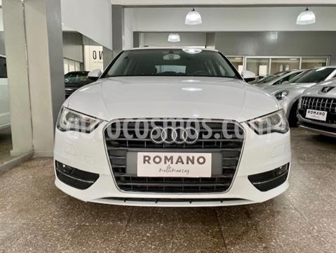 Audi A3 Sportback 1.4 T FSI usado (2014) color Blanco Glaciar precio $2.350.000