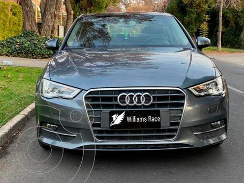 Audi A3 1.6 Sportback usado (2014) color Gris precio $14.790.000