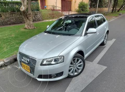 Audi A3 1.8L Ambition S-Line usado (2009) color Plata precio $37.900.000