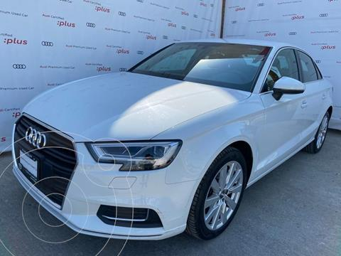 Audi A3 Sedan 1.4L Select Aut usado (2020) color Blanco precio $495,000