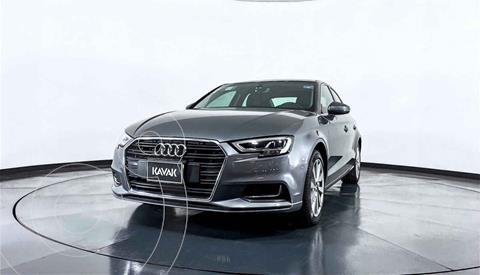 Audi A3 Sedan 2.0L Select Aut usado (2018) color Gris precio $389,999