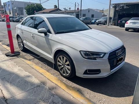 Audi A3 Sedan 2.0L Elite Aut usado (2017) color Blanco precio $390,000